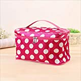 Housekeeping Organizers Accessories Onsales, Letter Cosmetic Bag Fashion Square Travel Portable Storage Wash Bag, Color C, Kitchen...