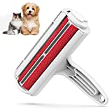 DELOMO Pet Hair Remover Roller - Dog & Cat Fur Remover with Self-Cleaning Base - Efficient Animal Hair Removal Tool - Perfect for...