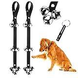 BLUETREE Dog Doorbells Premium Quality Training Potty Great Dog Bells Adjustable Door Bell Dog Bells for Potty Training Your Puppy The...