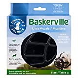 Baskerville Ultra Muzzle, Black, Size 5