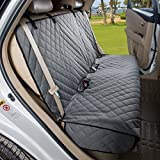 VIEWPETS Bench Car Seat Cover Protector - Waterproof, Heavy-Duty and Nonslip Pet Car Seat Cover for Dogs with Universal Size Fits for...